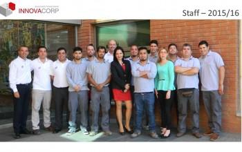 Nuestro mayor valor, las personas que integran nuestro equipo….